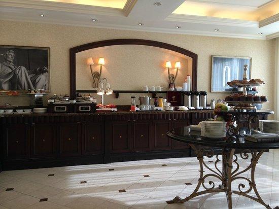 Fairmont Washington, D.C. Georgetown: Gold Lounge