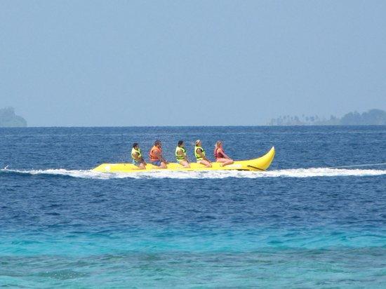 Fihalhohi Island Resort : FUN