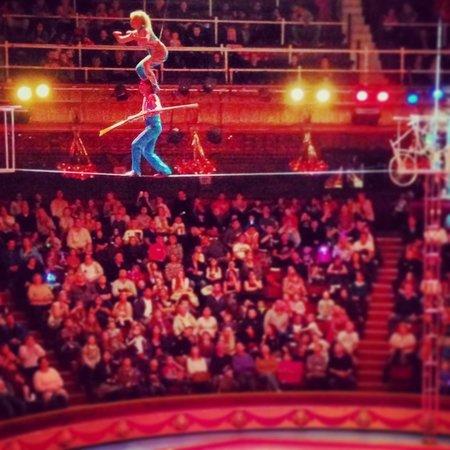 The Blackpool Tower Circus: Blackpool Tower Circus
