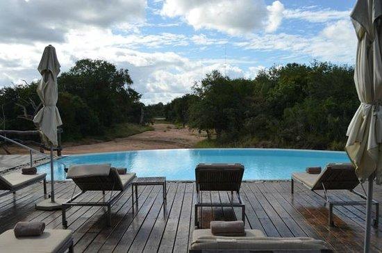 Kapama River Lodge: O spa ...