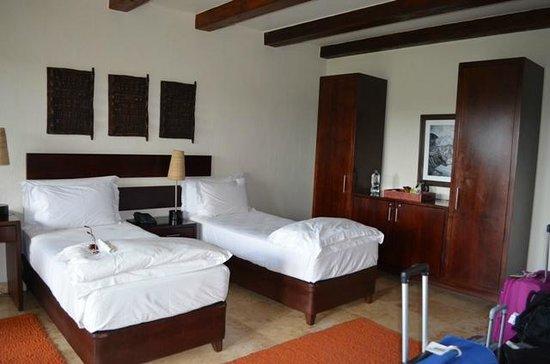 Kapama River Lodge: Quarto super espaçoso ...
