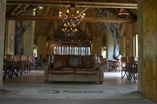Kapama River Lodge: Kapama
