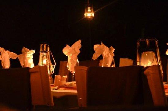 Kapama River Lodge: Uma noite de muito charme