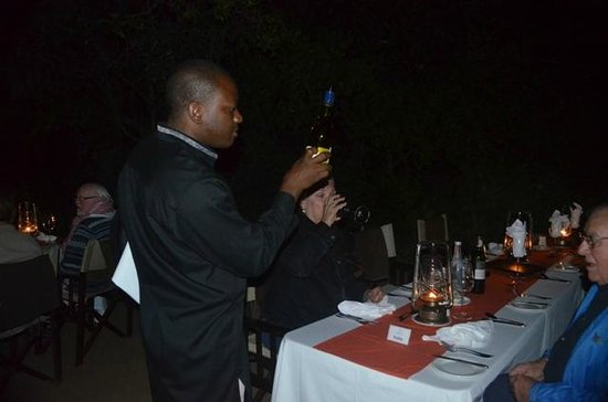 Kapama River Lodge: Ralph obrigada por tudo !!!!