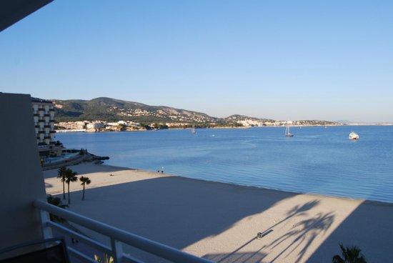 Hotel Son Matias Beach: All rooms overlook the beach