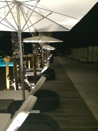 Anantara Vilamoura Algarve Resort: Pool side @ Night