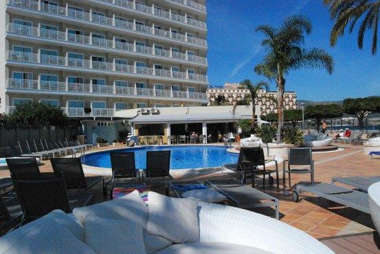 Hotel Son Matias Beach: The circular beds are very popular