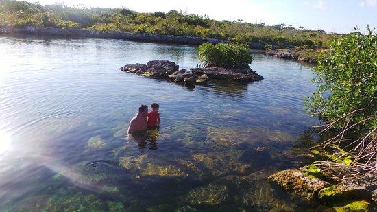 Yal-ku Lagoon: Laguna Yal-ku