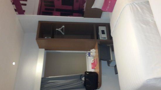 favehotel Braga: the room view