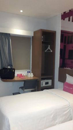 favehotel Braga : the room view