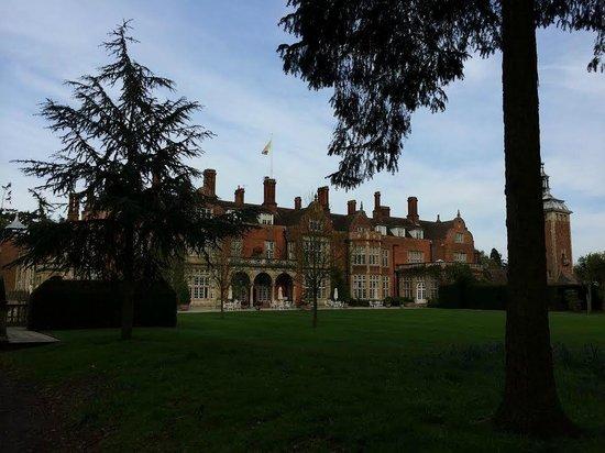 Tylney Hall: Hotel and gardens.