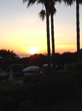 Hotel Fuerte Conil - Costa Luz: Sonnenuntergang
