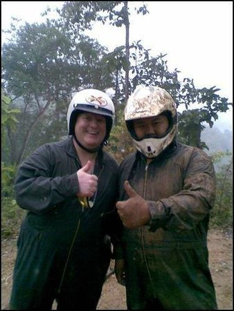 X Centre Chiang Mai: me and the buggy guide