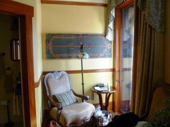 Kaiser House Lodging: Kaiser Room
