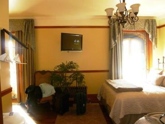 Kaiser House Lodging: Kaiser Room