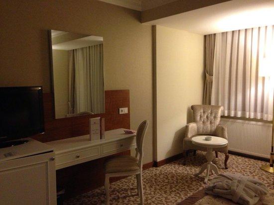 Safran Thermal Resort: room