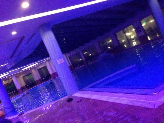Safran Thermal Resort: 温泉pool