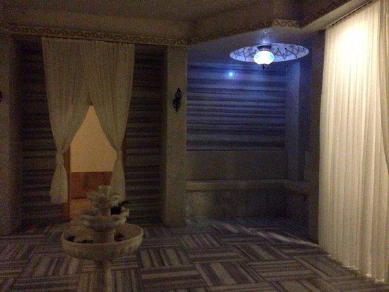 Safran Thermal Resort: ハマムSPA