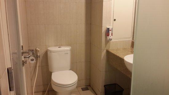 favehotel Braga : The Bathroom
