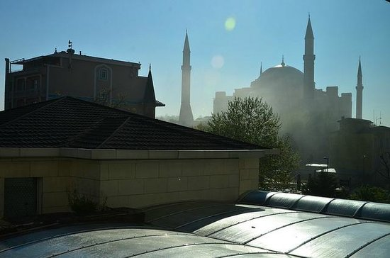 Hagia Sophia Hotel Istanbul Old City: HS - Morning just after fog was gone