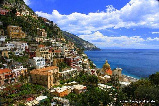 Grand Hotel Riviera: Positano Coast