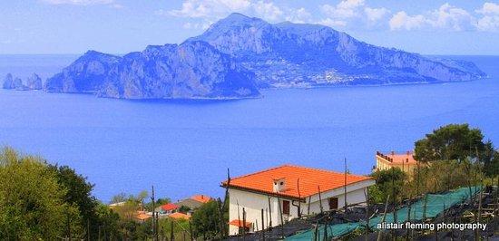 Grand Hotel Riviera : Capri