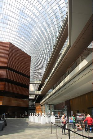 Kimmel Center for the Performing Arts: Lobby