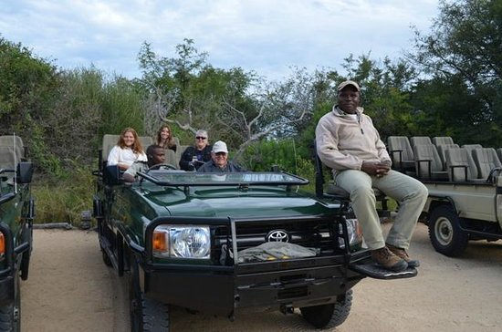 Kapama River Lodge: Collen nosso olhos de aguia....Obrigada por tudo que nos ensinou !!!