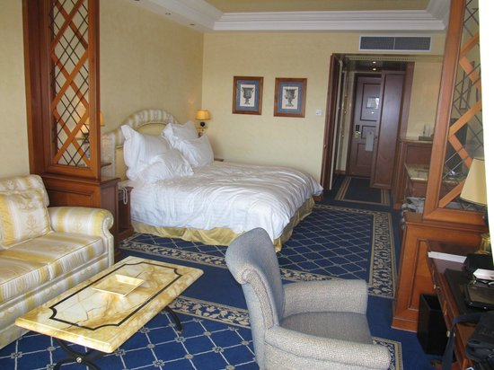 Rome Cavalieri, Waldorf Astoria Hotels & Resorts: Habitación