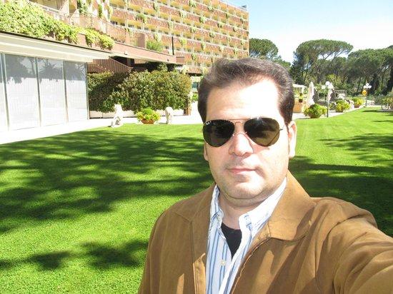 Rome Cavalieri, A Waldorf Astoria Resort : Zona Verde