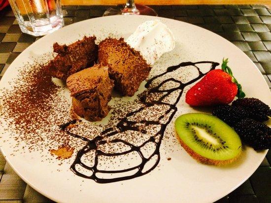A Different Taste: Bättre än så här blir det inte! Chokladmousse med mörk choklad och Cointreau