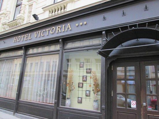 Hotel Victoria: Отель Виктория