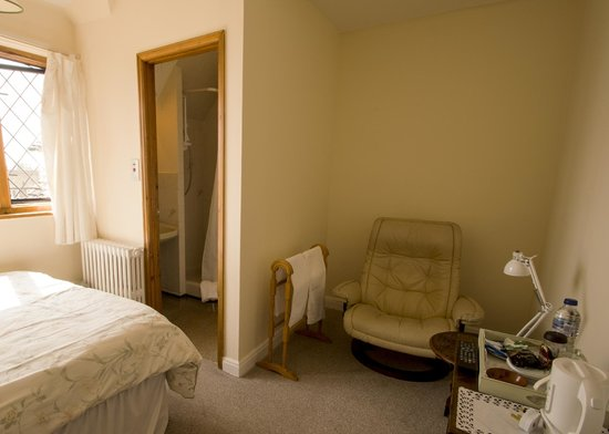 Fern Lodge: Room 3 Small Double