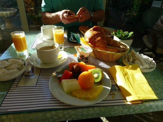 Hotel l'Esterella : Breakfast!