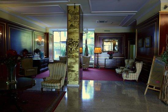 Novum Hotel Prinz Eugen Wien: Lobby/Lounge area
