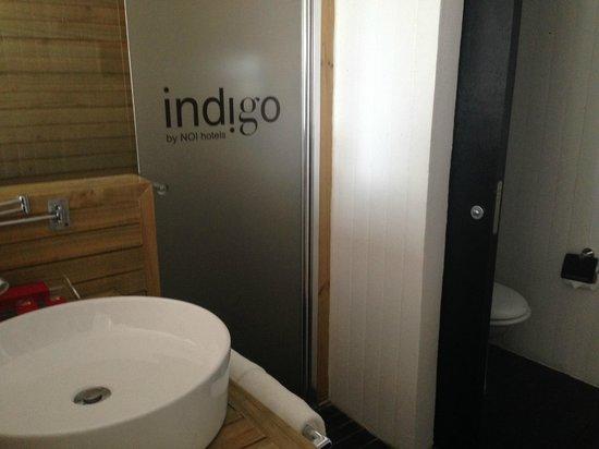 Noi Indigo Patagonia: Baño