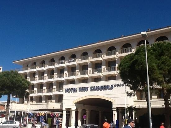 Hotel Best Cambrils: 3/5/14