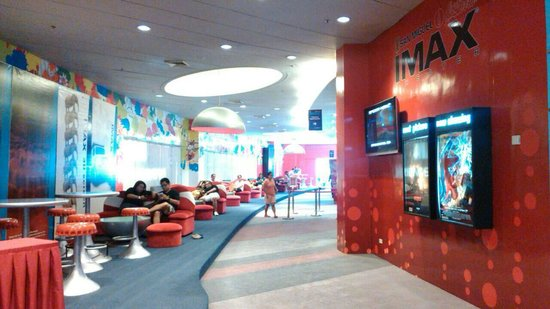 Imax Theatre, SM Mall Of Asia