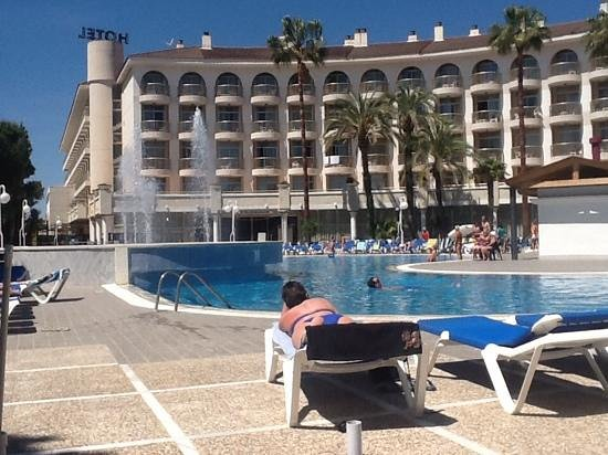 Hotel Best Cambrils: 4/5/14