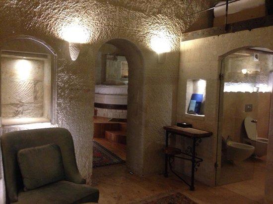 Anatolian Houses: 部屋