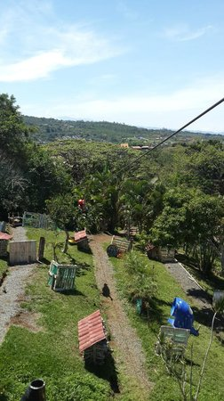 Hotel Monte Campana: Canopy y paintball