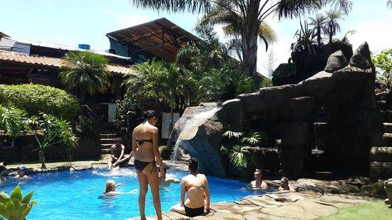 Hotel Monte Campana: Piscinas