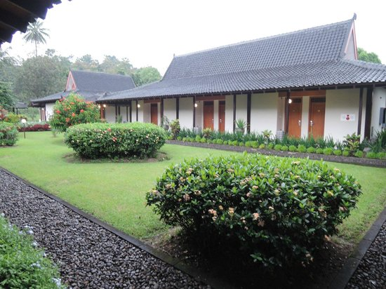 Hotel Manohara Borobudur: 客室