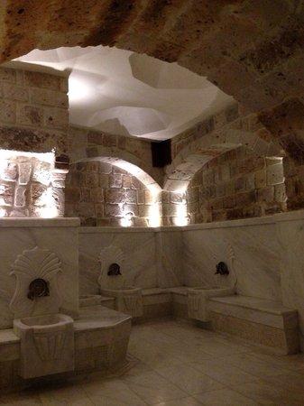 Anatolian Houses: ハマム