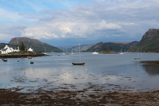 The Haven Guest House: Plockton Bay