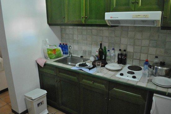 Century Resort: cucina