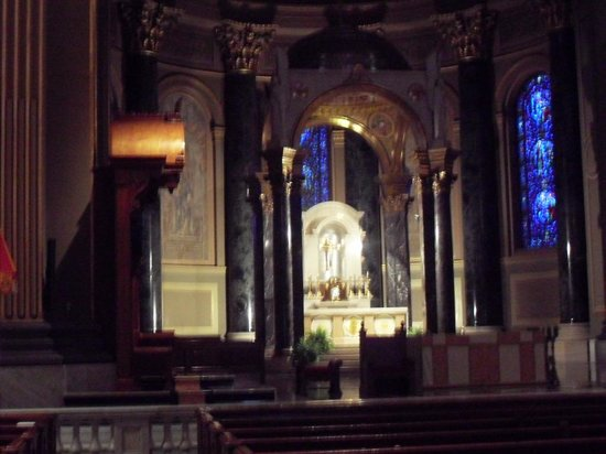 Cathedral Basilica of Saints Peter and Paul: #5