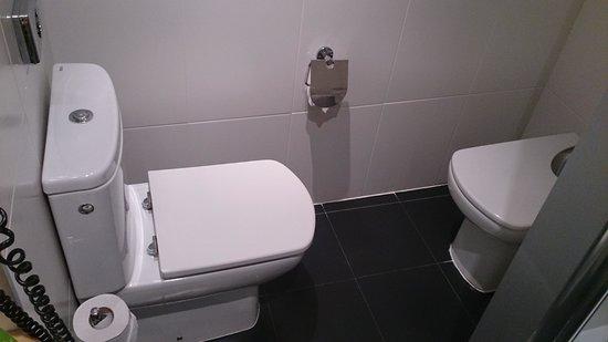 TRYP Zaragoza: baño