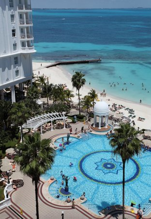 Hotel Riu Palace Las Americas : View from room 624