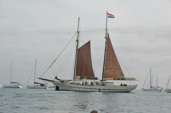 Passaat Classic Schooner: Nice, but very tame